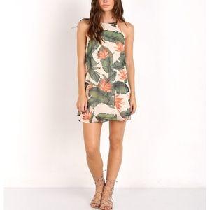 SMYM Gomez Mini Dress Paradise Found Halter Swing